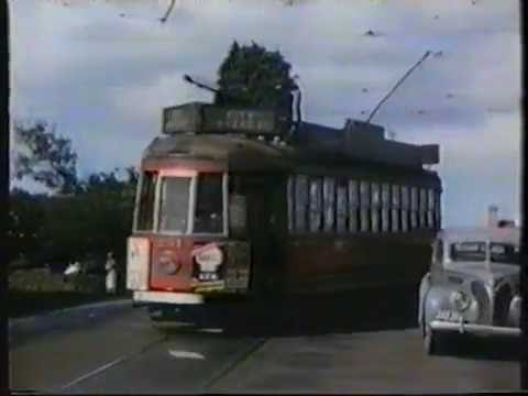 MOTAT MEMORIES & OTHER AUCKLAND TRAMWAY HISTORY