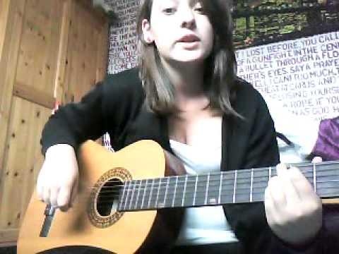 Hoobastank the reason guitar