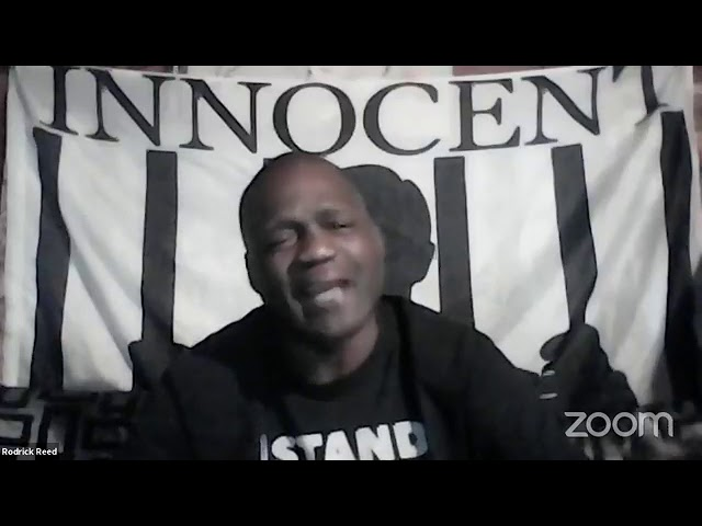 Cruel Justice Episode 13: Rodney Reed's brother, Rodrick Reed, discusses his innocence case