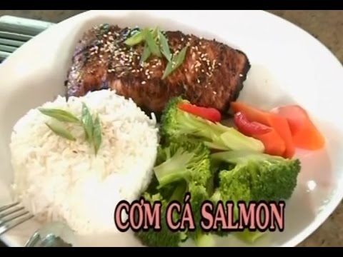 Cơm Cá Salmon - Xuân Hồng