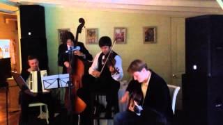 Шансон Мануш. Джаз в СПб. Цыганский джаз на корпоратив, свадьбу, праздник.