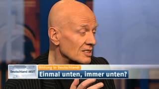 """Amir Roughani - Diskussionsrunde """"Deutschland Akut"""""""