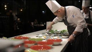 Ресторан GRIL` в отеле Hilton Saint Petersburg Exp...