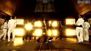 TVXQ! - Rising Sun _ Korean - Japanese Mix With MV Mix
