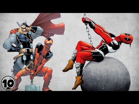Top 10 Deadpool Funniest Moments