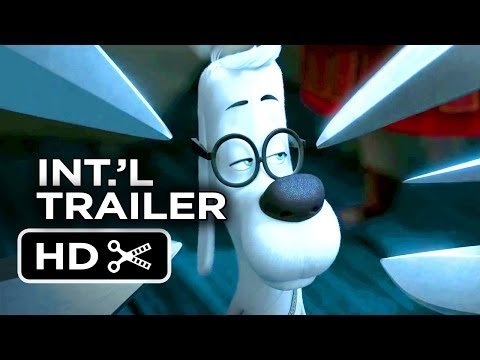 Mr. Peabody & Sherman Official UK Trailer (2014) - Leslie Mann Movie HD