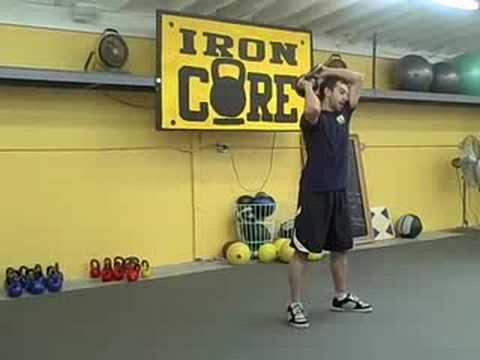 The Russian Kettlebell Halo