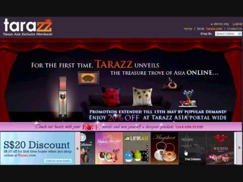 Tarazz Asian Merchants