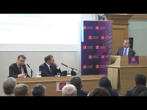 LSE Events | Professor Riccardo Crescenzi & Martin Sandbu  | The Multinational World