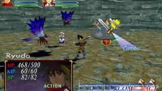 PC Longplay [112] Grandia II (Part 1 of 13)