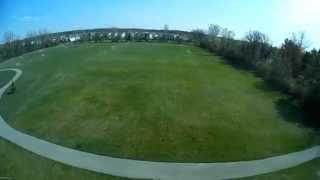 ZMR250 // MiniQuad Park Flippin