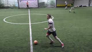 Полный матч Smile Development Karcher R CUP Турнир по мини футболу в Киеве