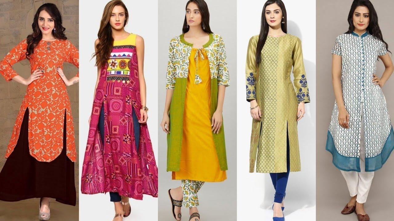 Latest designer dresses/ Simple stylish dresses 2020/ Global fashion of the year
