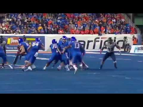 Boise State Football 20162017 Highlights