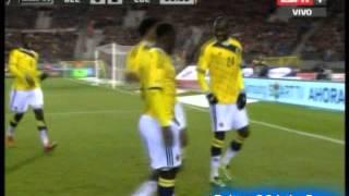 Belgica 0 Colombia 2 (Relato Jorge Barril)  Amistoso Internacional 2013 Los goles (14/11/2013)·)