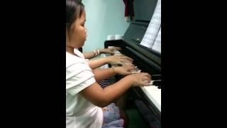 Piano for Kid_Nốt Nhạc Tuổi Thơ_Bài 13