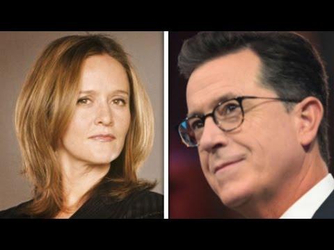 Stephen Colbert vs. Samantha Bee Jokes