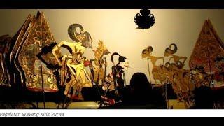 """Wayang Kulit """"semar Bangun Khayangan"""" - Ki Rusmadi"""