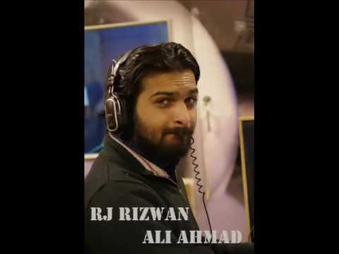 RJ Rizwan Ali Ahmad BG Music Intl  wmv