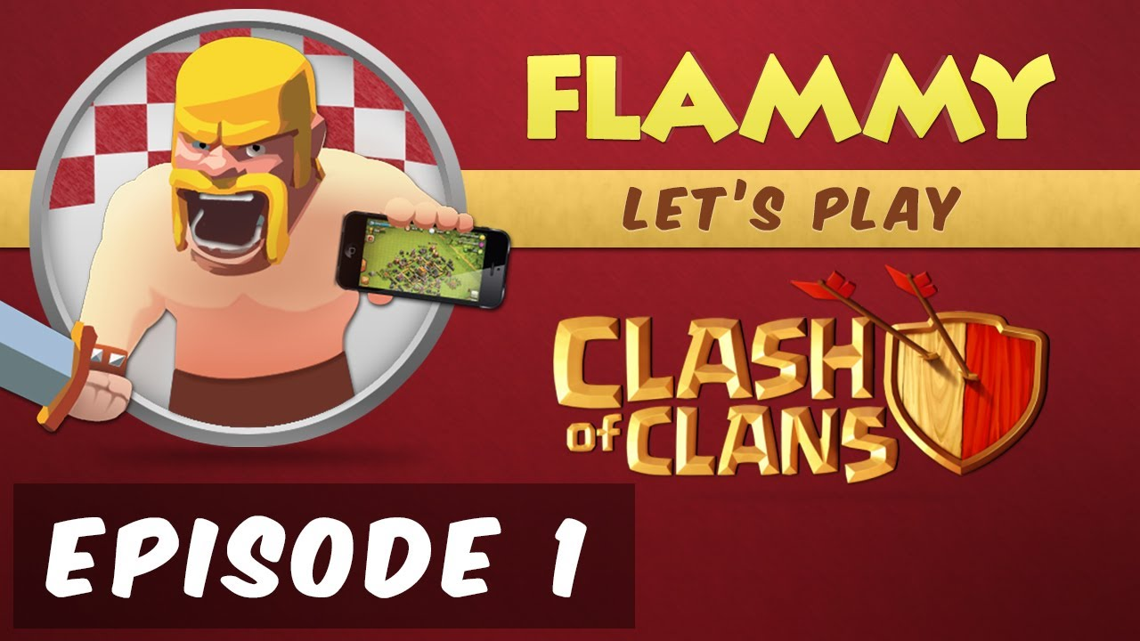 how to play clash of clans first version