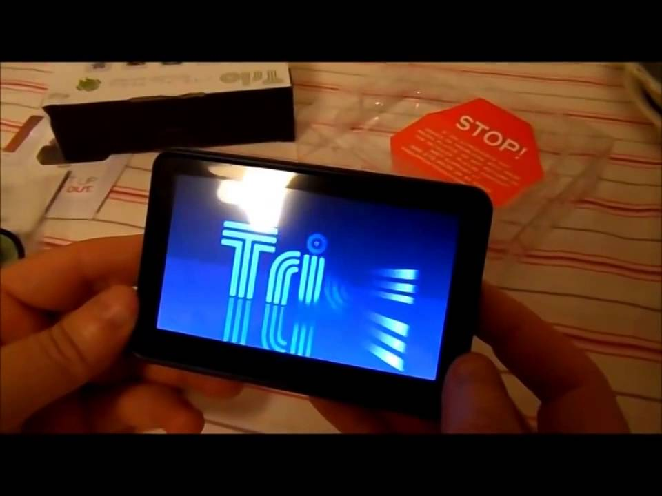 TRIO Stealth 4 3 Android Tablet