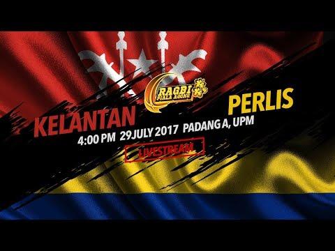 PIALA AGONG 2017 EDISI KE 35 | KELANTAN VS PERLIS