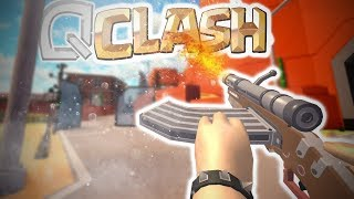 Roblox Q-Clash The new Overwatch?! (BETA) (60R$)