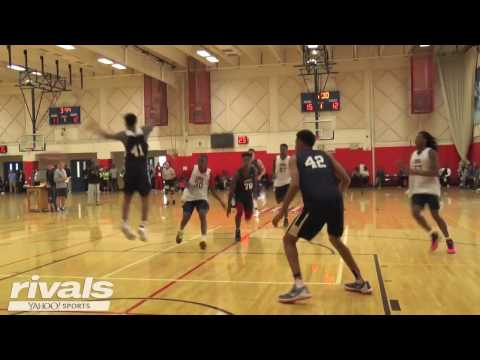 Four-Star Point Guard Matt Coleman Highlights from USA Basketball