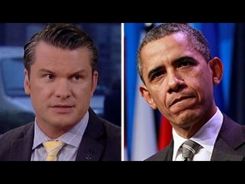 Pete Hegseth: Obama can't salvage his legacy on Syria