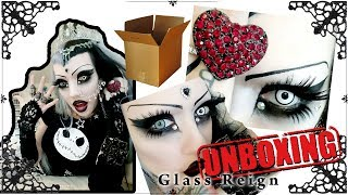 GOTH Unboxing - Glass Reign