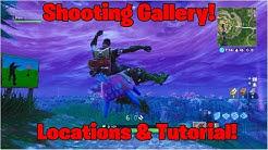 fortnite shooting gallery location tutorial season 6 week 4 duration 2 54 - fortnite shooting gallery locations season 6