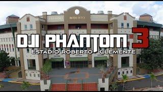 Estadio Roberto Clemente Movimiento Aéreo [[ Dji Phantom 3 ]]