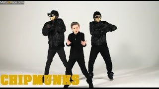 Will.i.am - Scream & Shout ft. Britney Spears (MattyBRaps Cover)(Chipmunks Version)