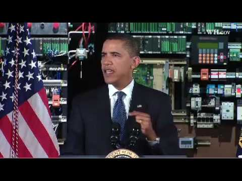 President Obama on Innovation and Sustainable Growth