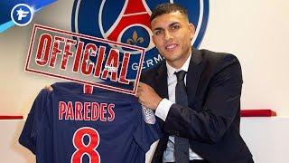 OFFICIEL : le PSG s'offre Leandro Paredes | Revue de presse