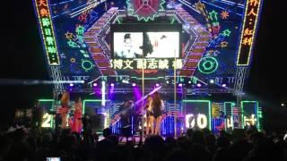 2015-11-21 歸仁仁壽宮普渡場之鋼管秀