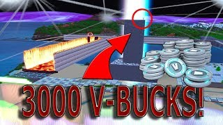 WIN 3000 V-BUCKS-FORTNITE CREATIVE SIMON SAYS (DM SAYS #1 PARTIE 1)