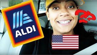 Einkauf bei ALDI in Texas 🇩🇪VS🇺🇸 DEUTSCHE Woche in Amerika   Auswandern USA 🇺🇸