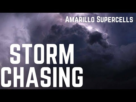 TEXAS SUPERCELLS - Storm Chasing Tour USA June 2017