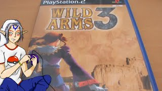 Gambar cover Wild Arms 3 PS2 Unboxing
