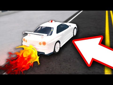 FASTEST CAR IN ALL OF ROBLOX