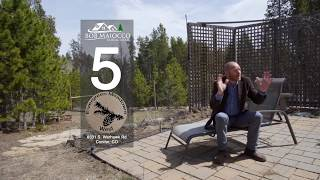 Bob's Top 5 Reasons To Love 8331 S  Warhawk in Evergreen Meadows West