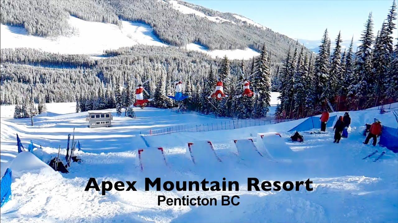 freestyle skiing | apex mountain resort - youtube