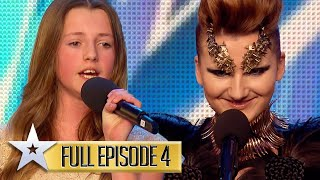 Get ready for a HAIR-RAISING Audition! | Britain's Got Talent | Series 9 | Episode 4 | FULL EPISODE