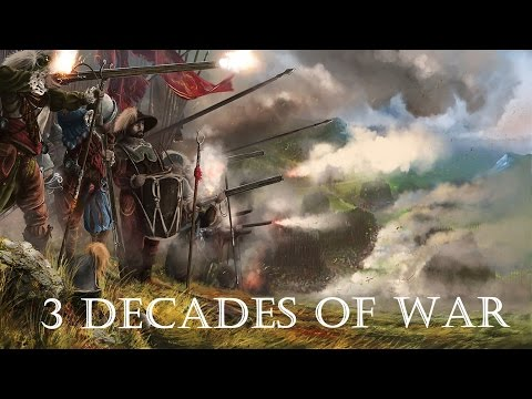 TYW AGeod - 3 Decade's Of War -  Episode 1