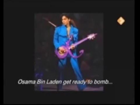 In 1998 Prince predicted that Osama bin Laden would attack USA in 2001