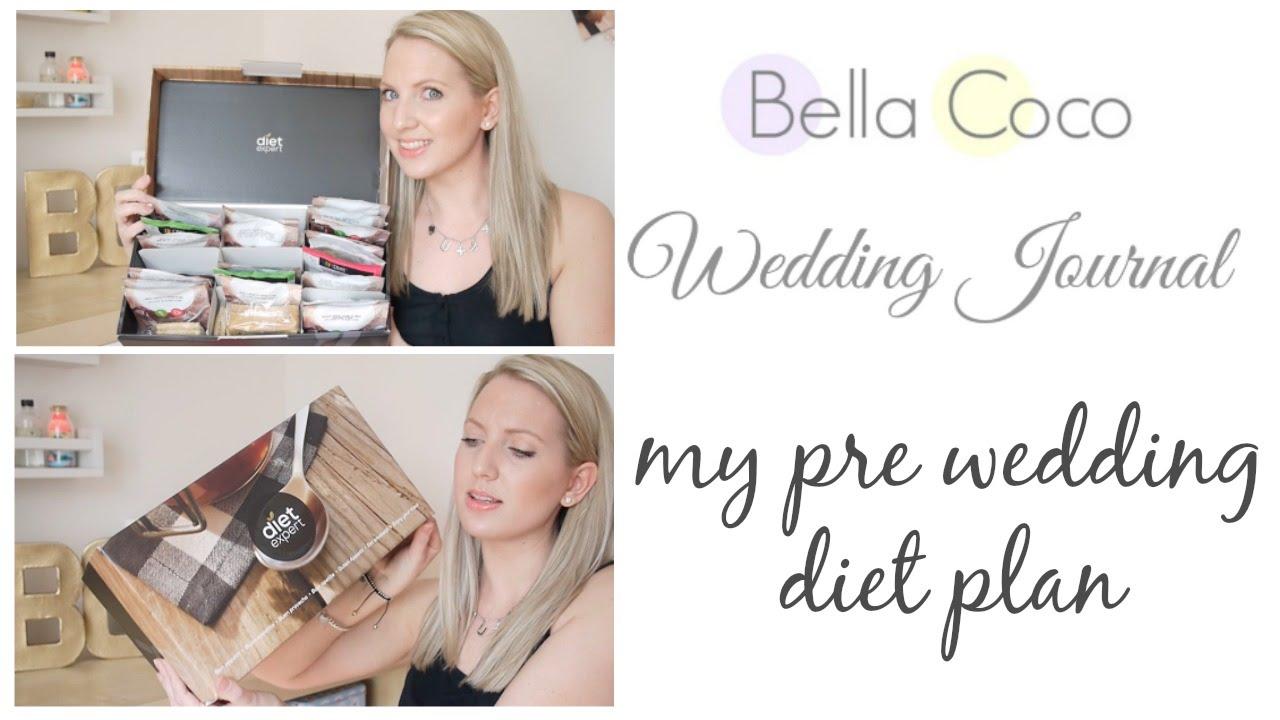 wedding journal my pre wedding diet bella coco