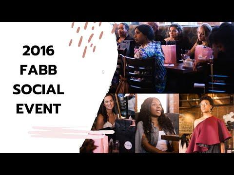 Fashion Beauty Business | FABB Social 2016