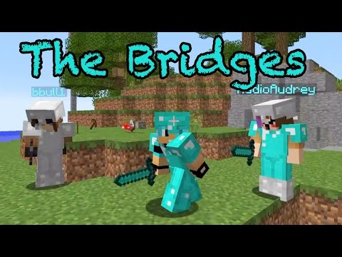 Minecraft  The Bridges Friday  The Diamond Team  Radiojh Games