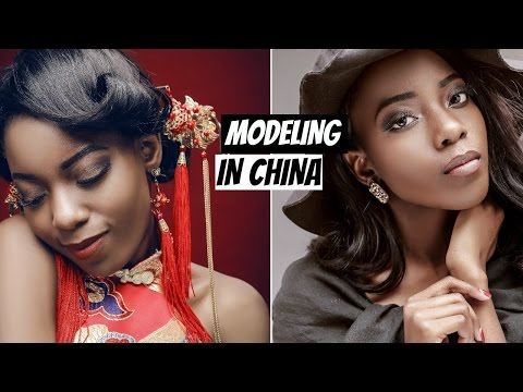 MODELING IN CHINA